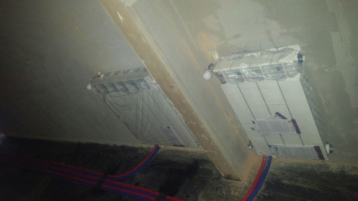 Instalacion calefaccion por radiadores alberto lu s - Radiadores de calefaccion ...