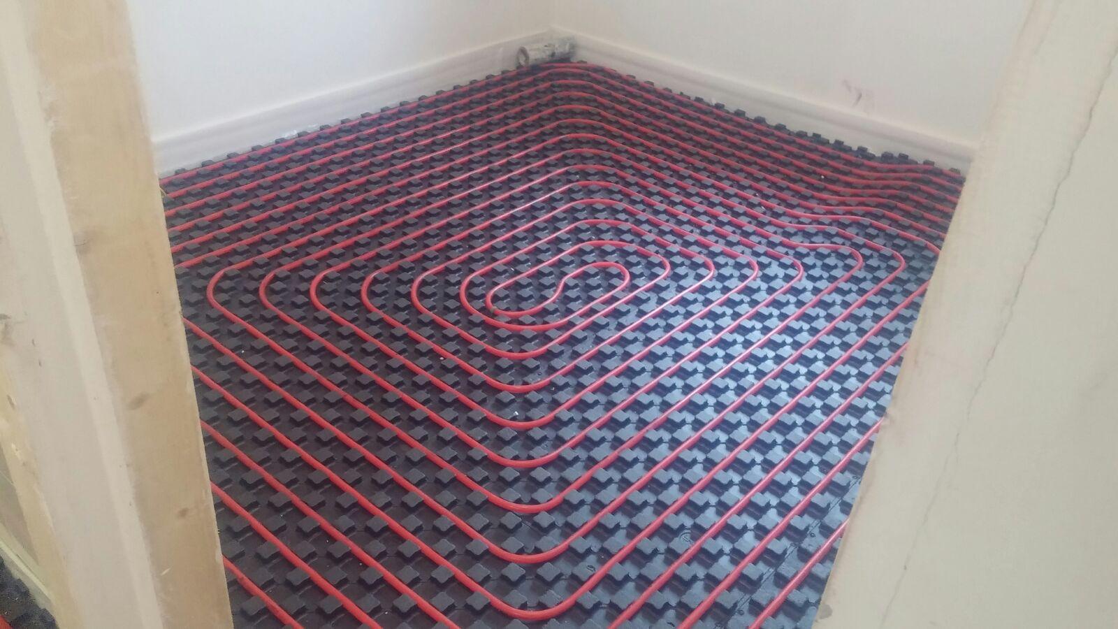 Instalacion de suelo radiante latest suelo radiante y refrescante pulse para ampliar la imagen - Instalacion suelo radiante ...