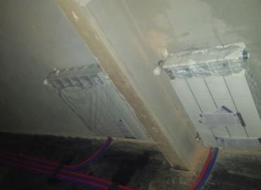 Instalacion calefaccion por radiadores