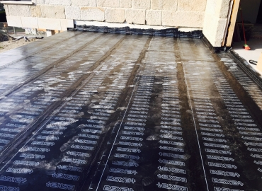 Impermehabilizacion piso Pontevedra